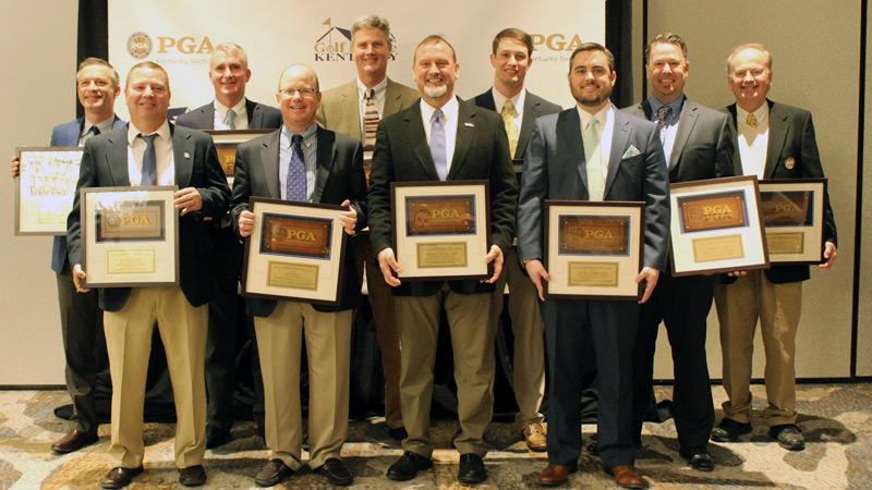 KPGA Special Award Winners Announced | Golf House Kentucky