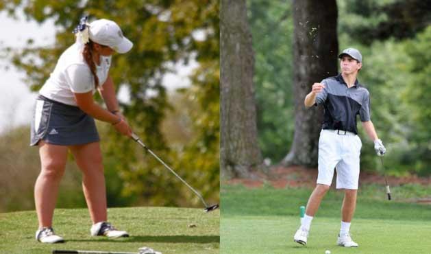 Grace Clark And Davis Money Named 2019 Recipients Of Justin Thomas Grant Golf House Kentucky