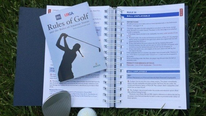 Rules of Golf Promo