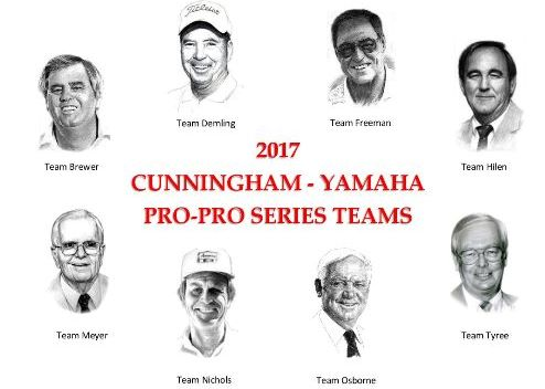 Teams Selected for Cunningham | Yamaha Pro-Pro Series