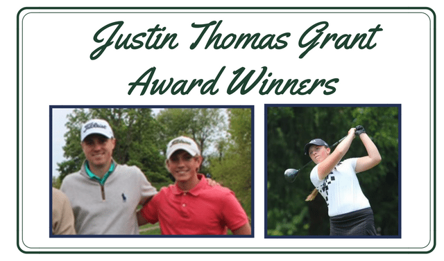 Doyle and Messer Awarded Justin Thomas Grants