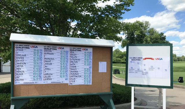 Three Qualify for U.S. Girls Junior Amateur