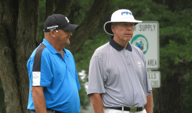 Ramsey and Jewell Lead Field at KY Senior Open