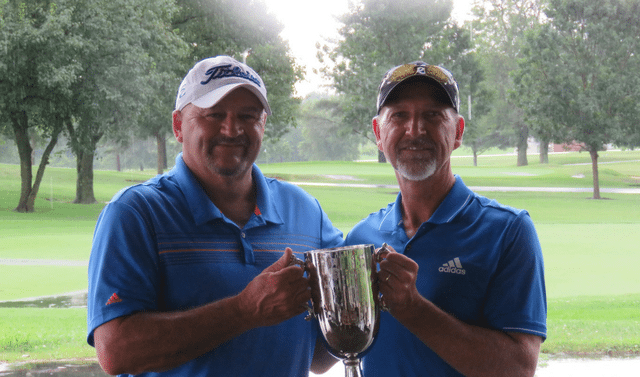 Ramsey & Jewell Declared Sr. Open Co-Champions