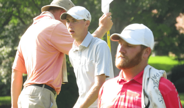 Schirmer & Newcomb Lead Kentucky Open