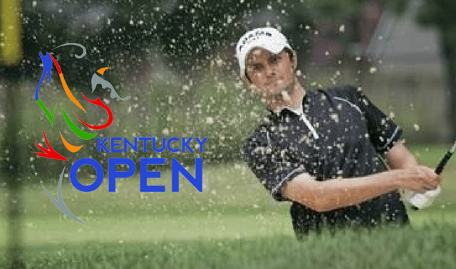 Stephens Takes One Shot Lead At Kentucky Open