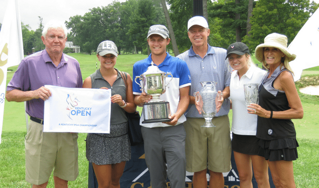 Musselman Wins Championship in the 98th Kentucky Open