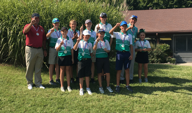 The West KY Bombers Team is headed to the Regional PGA JLG Championship!