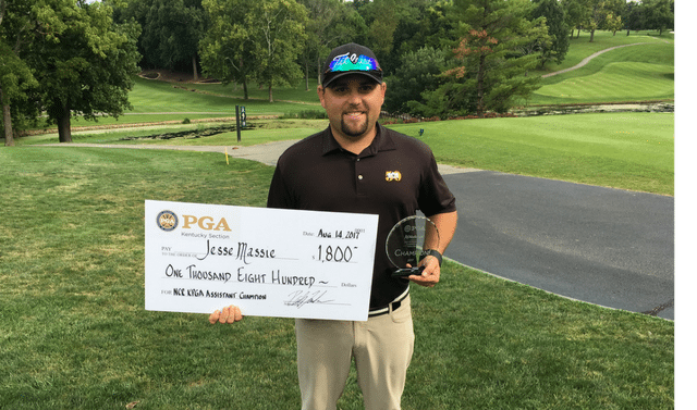 Massie Wins NCR KPGA Assistant Championship!