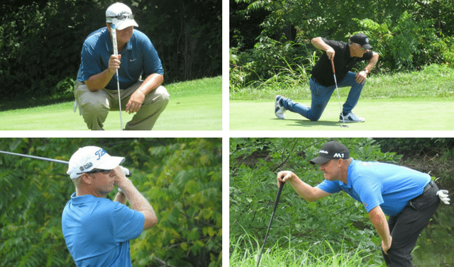 Bachman and Justice Will Meet in Match Play Final