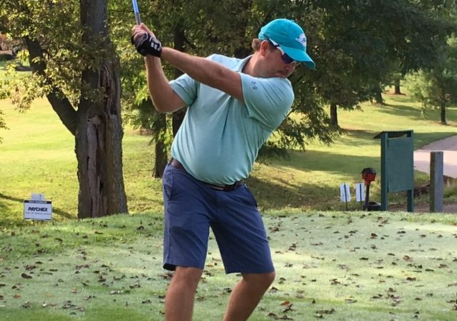 Deraney and Roberts Lead Kentucky Mid-Amateur After Round One