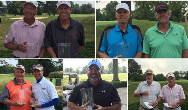Congrats to the Winners of The Kentucky Amateur Series Championship!