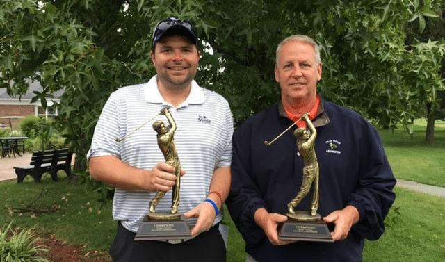 Basham and Leach Win Titleist | FootJoy Team Championship!