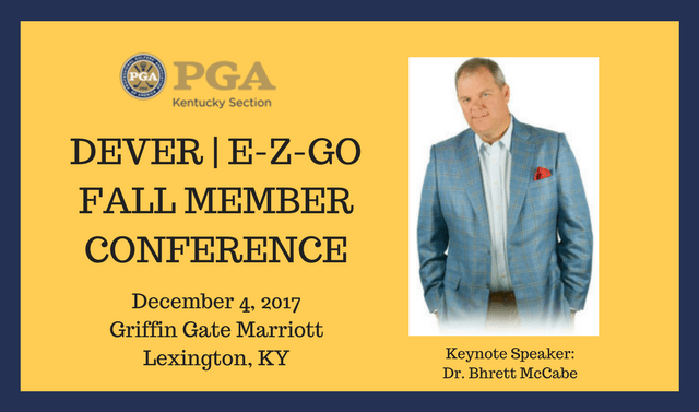 Sign Up for the Dever | E-Z-GO Fall Member Conference December 4, 2017!