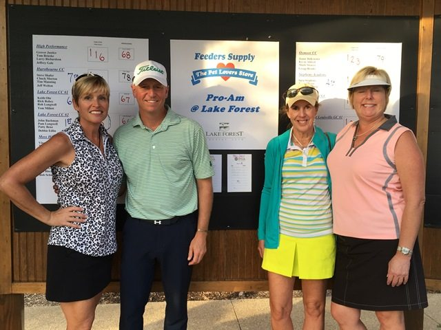 Lake Forest Team Takes Pro-Am Title