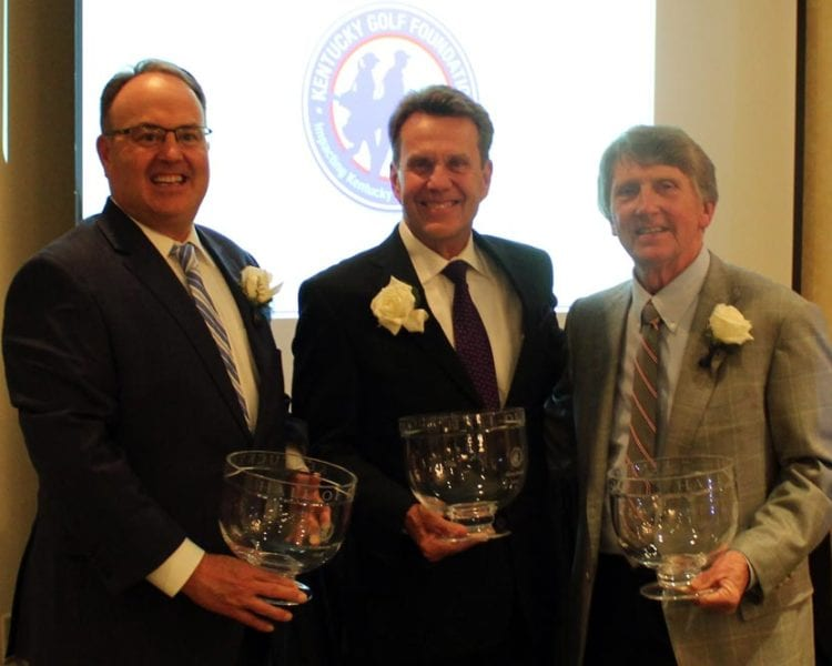 Three Inducted into Kentucky Golf Hall of Fame